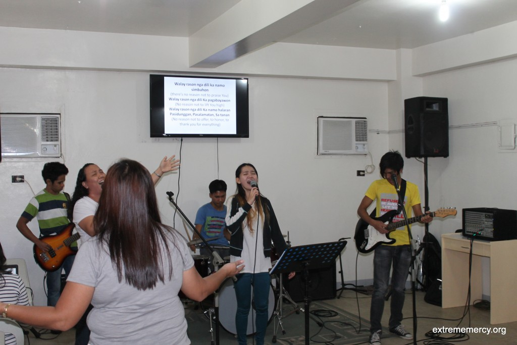 Fire School of Ministry Worship Team