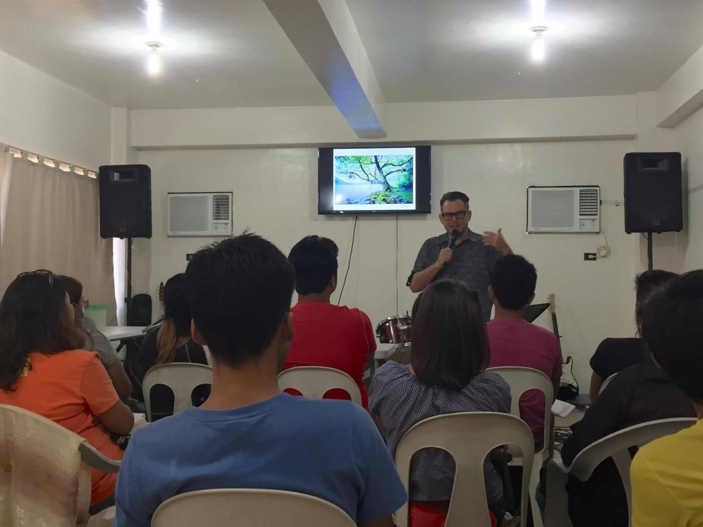 Fire School of Ministry Chapel
