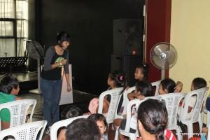 COL Church and Feeding Program